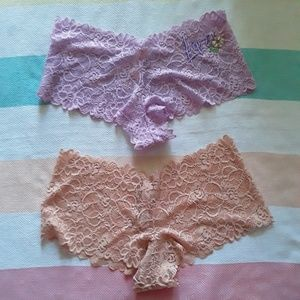 VS Panties Bundle (S) NWT
